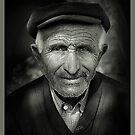 Santorini portrait by Matt Mawson