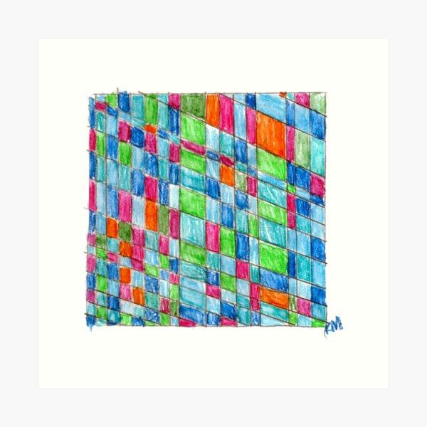 2021 06 sketchbook 07  Art Print