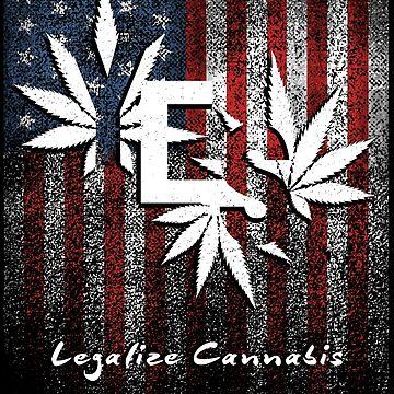 Legalize Cannabis by hollycraychee