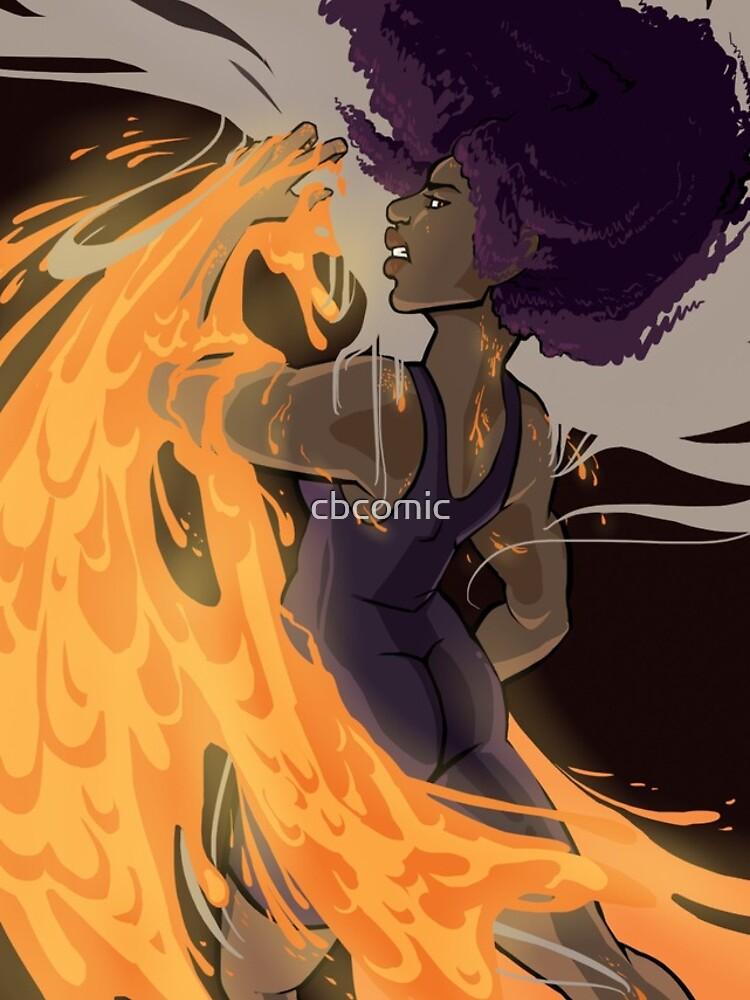 Cora's Lava by cbcomic