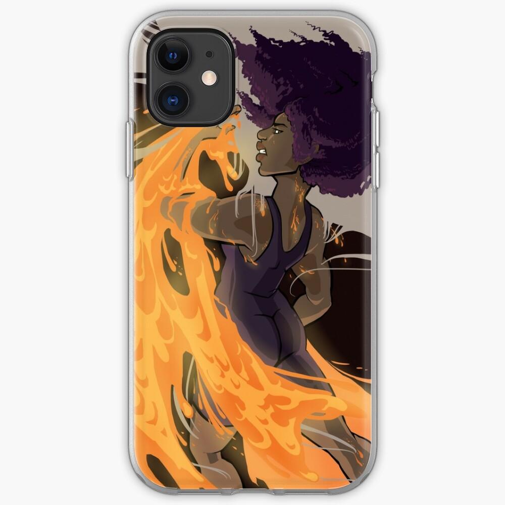 Cora's Lava iPhone Case & Cover