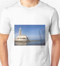 Hassan II Mosque Unisex T-Shirt