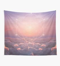 The Sun Is But A Morning Star Wall Tapestry
