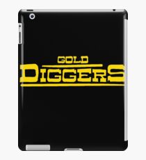 "BRDL ""Gold Diggers"" Logo - T-shirts, Hoodies Leggings & Pillows iPad Case/Skin"