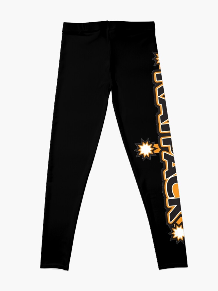 "Alternate view of BRDL ""The Rat Pack"" Logo - Leggings Leggings"