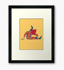 Lion-O Framed Print