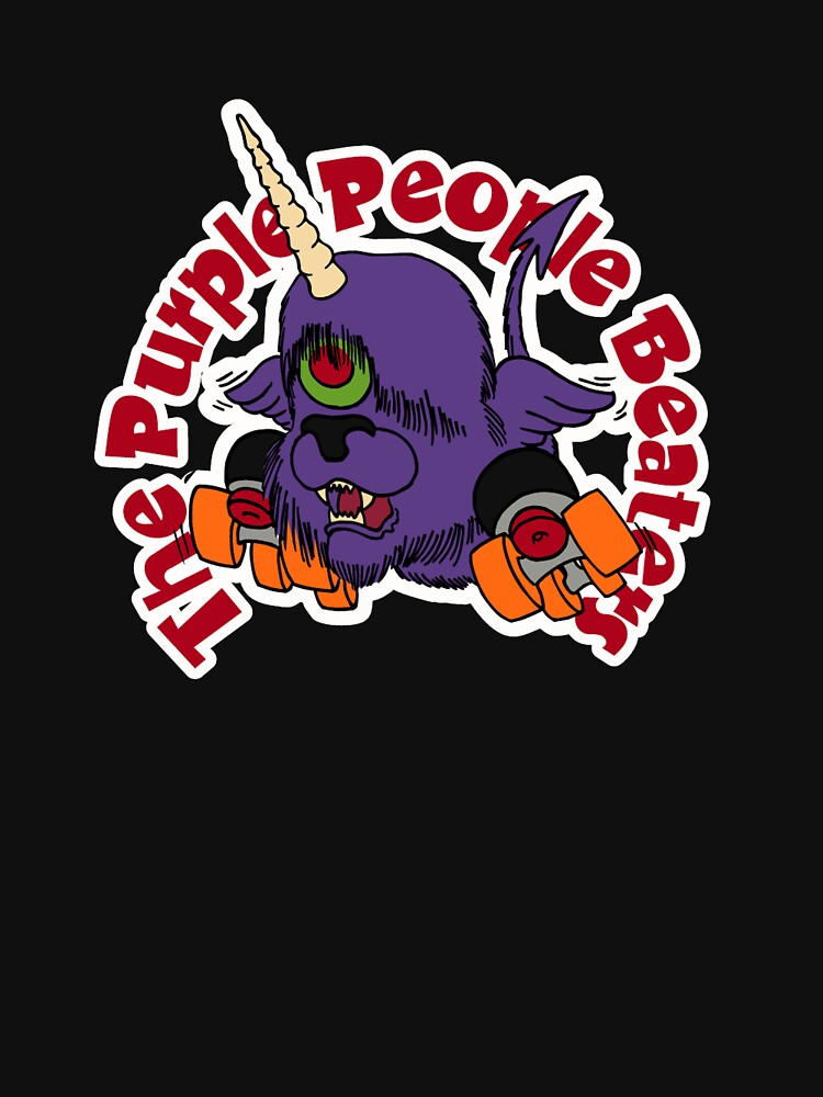 """BRDL """"The Purple People Beaters"""" - Clothing, Tablet/Phone Cases, Pillows & MORE by BRDL"""