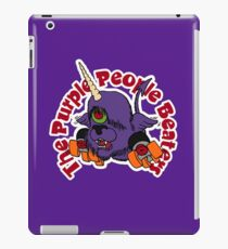 """BRDL """"The Purple People Beaters"""" - Clothing, Tablet/Phone Cases, Pillows & MORE iPad Case/Skin"""