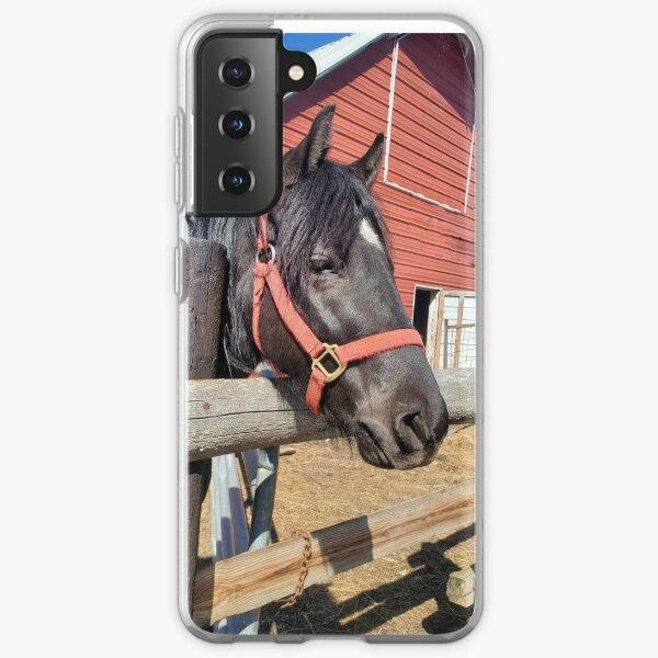 Peppermint of the Farm Samsung Galaxy Soft Case