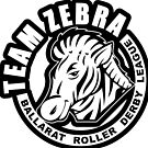 "BRDL ""Team Zebra"" Logo - Clothing, Phone Cases, Notebooks & MORE by BRDL"