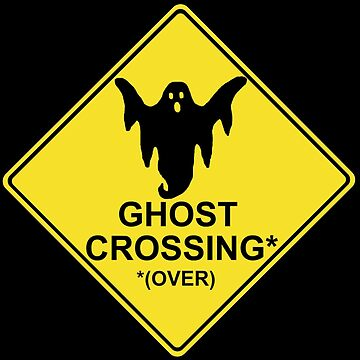 Ghost Crossing (Over) by AliceCorsairs