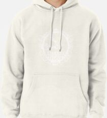 BRDL Negative White Logo - Clothing & Pillows Pullover Hoodie