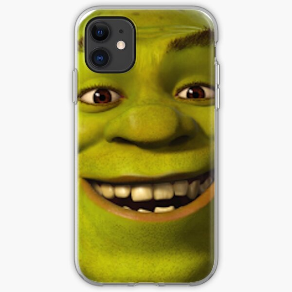 Shrek Me  iPhone Soft Case