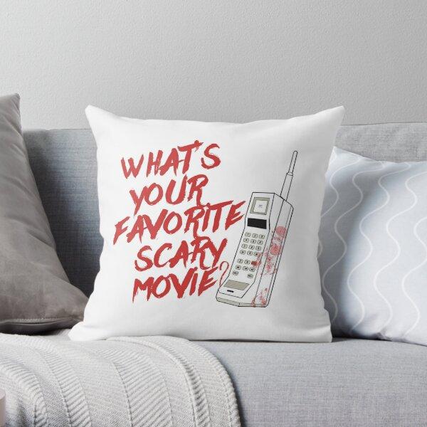 Cindy! Throw Pillow