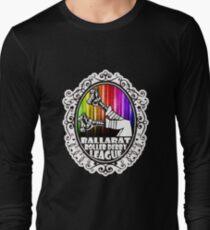 BRDL Rainbow Logo - Clothing, Pillows & Phone Wallet Long Sleeve T-Shirt