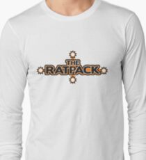 "BRDL ""The Rat Pack"" Logo - Clothing, Pillows & Mugs Long Sleeve T-Shirt"