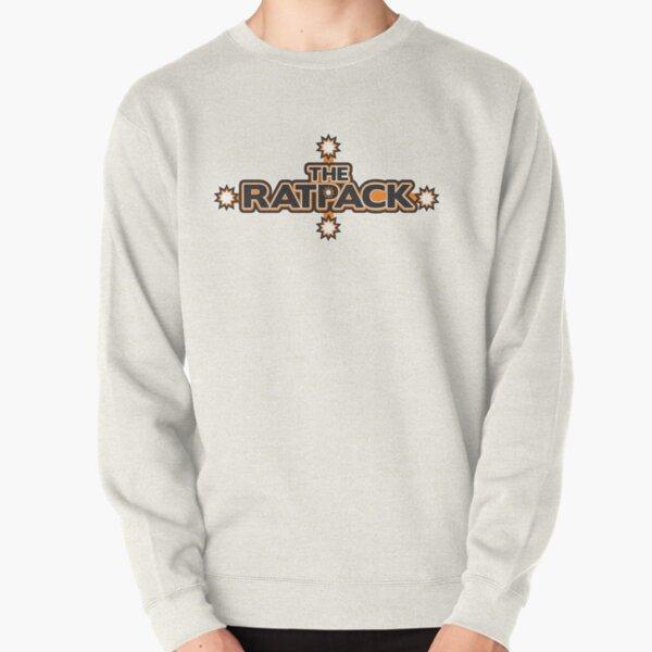 "BRDL ""The Rat Pack"" Logo - Clothing, Pillows & Mugs Pullover Sweatshirt"