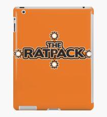 "BRDL ""The Rat Pack"" Logo - Clothing, Pillows & Mugs iPad Case/Skin"