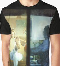 D'Alì mirror Graphic T-Shirt