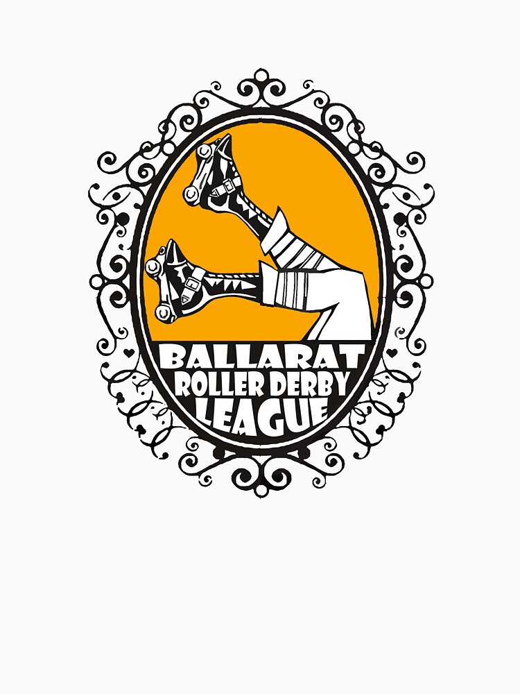 Ballarat Roller Derby League - Clothing, Pillows & Tote Bags by BRDL