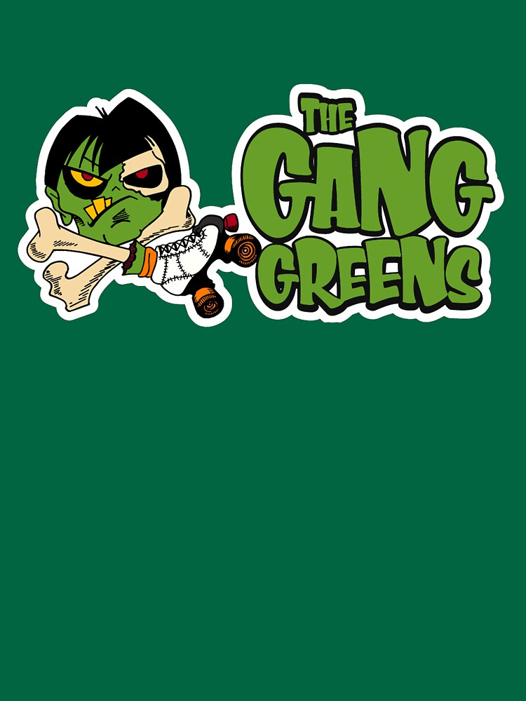 """BRDL """"The Gang Greens"""" Logo - Clothing, Stationery, Phone Cases & MORE! by BRDL"""