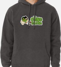 """BRDL """"The Gang Greens"""" Logo - Clothing, Stationery, Phone Cases & MORE! Pullover Hoodie"""