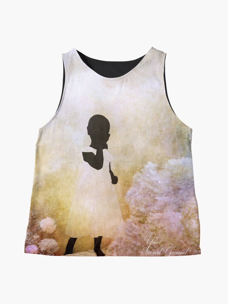 Alternate view of Your Sacred Ground Sleeveless Top