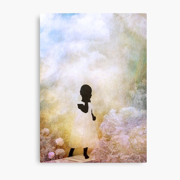 Your Sacred Ground Metal Print