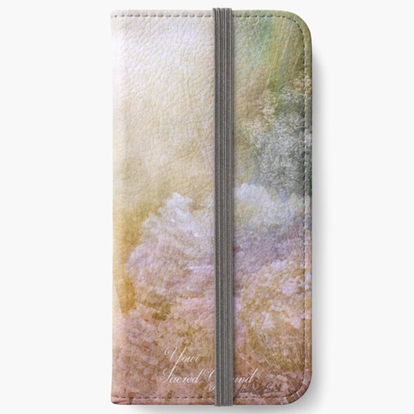 Your Sacred Ground iPhone Wallet