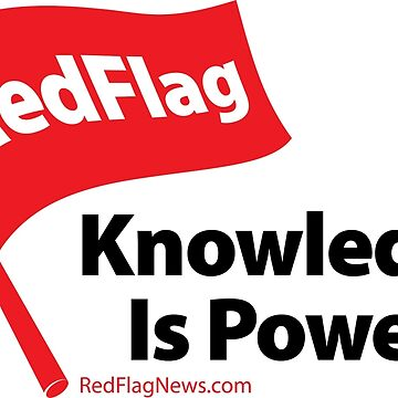 Knowledge Is Power by redflagnews