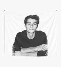 Dylan O'Brien Wall Tapestry