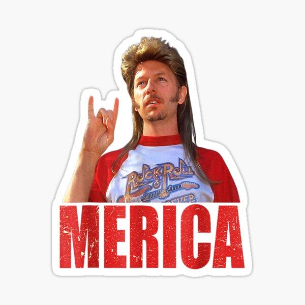 Redneck Firework 4th Of July America Independence Days Sticker