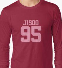 BLACKPINK Jisoo 95 (Pink) T-Shirt