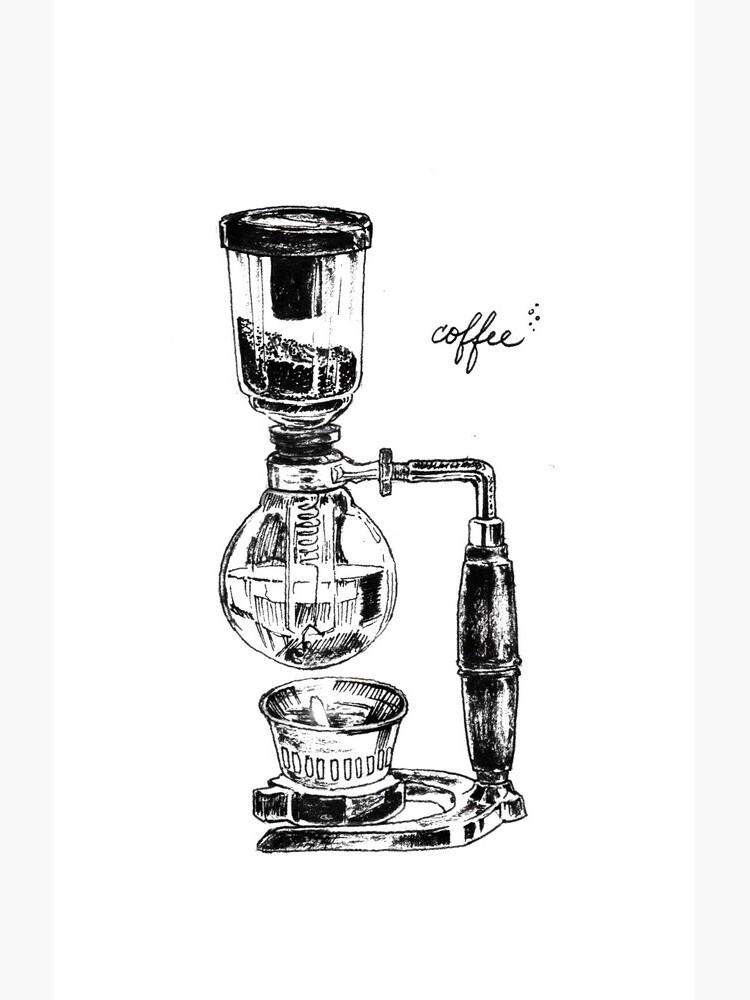 Siphon Coffee von perevision