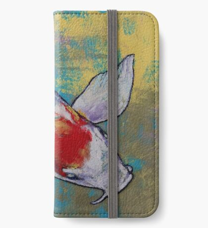 Koi Fish iPhone Wallet