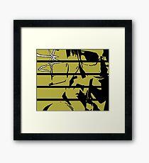 Cowboy Bebop Faye Valentine Framed Print