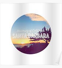 UCSB- University of California, Santa Barbara Poster