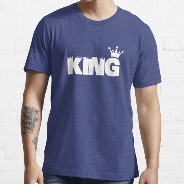 king T-shirt essentiel