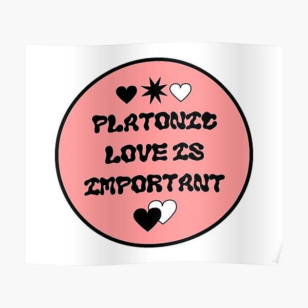 platonische bekanntschaft)