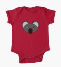 Koala - a cute australian animal One Piece - Short Sleeve