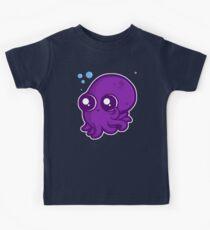 Super Cute Squid Kids Tee