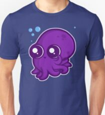 Super Cute Squid T-Shirt