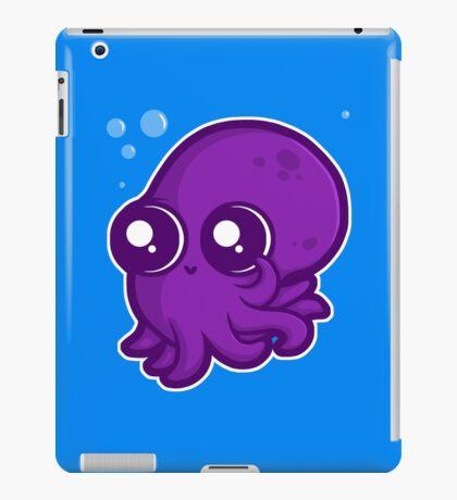 Super Cute Squid iPad Case/Skin