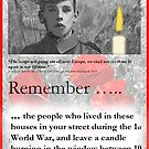 Remembrance Poster by SWEEPER