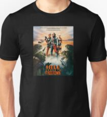 Hell Comes To Frogtown Poster Artwork Unisex T-Shirt