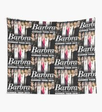 KAR03 Barbra Streisand TOUR 2016 Wall Tapestry