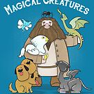 Hagrid's Home for Magical Creatures by Queenmob