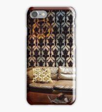 221B Living Room iPhone Case/Skin
