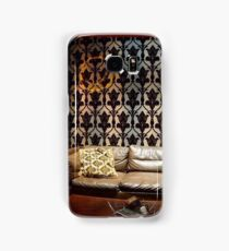 221B Living Room Samsung Galaxy Case/Skin