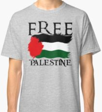 FREE PALESTINE Classic T-Shirt